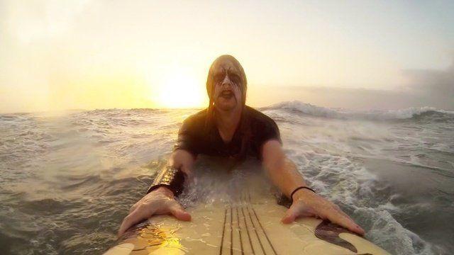 Gothic Surfer, 2014.