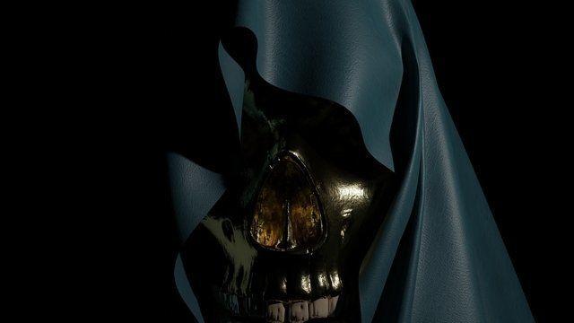 Death skull #8