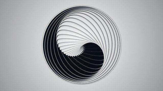 Spherikal- yin and yang