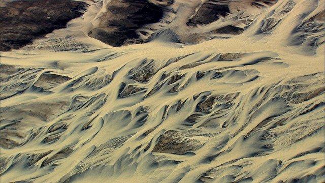 Breath: River Deltas 1, southern Iceland