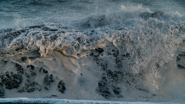 Breath: Atlantic Wave 1, southern Iceland