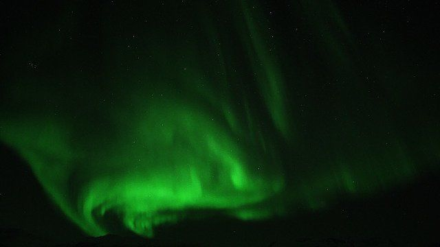 Breath: Aurora Borealis, northern Norway