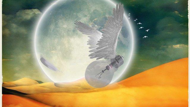 Winged Idea