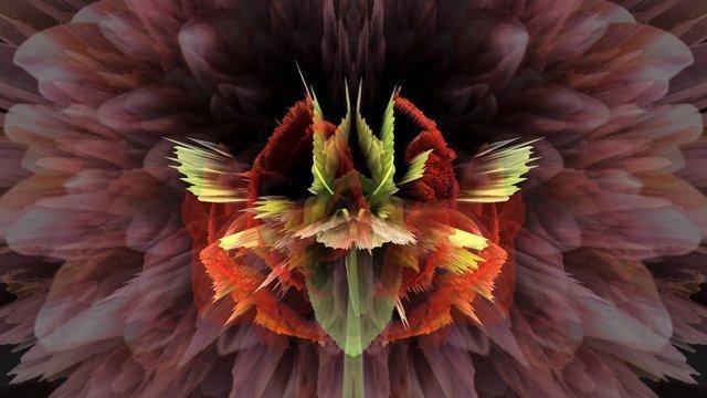 Cat-Flower#07