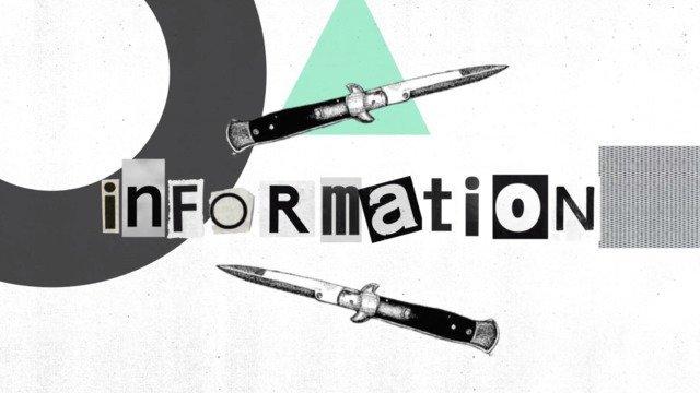 03.INFORMATION   KINETIC TYPOGRAPHY ORIGINAL SERIES